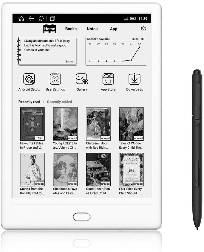 Likebook Muses Android eReader