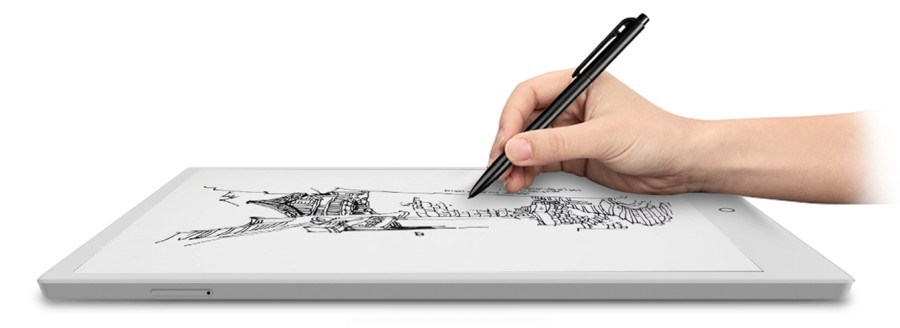 New 10.3-inch E Ink E-Pad Tablet Has 4G and Deca-Core Processor